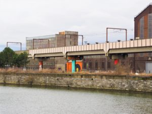 Rockerill, Charleroi, industries